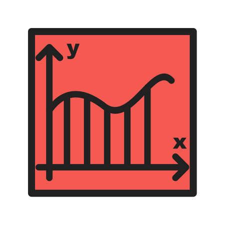 Integral, equation, mathematics icon vector image. Can also be used for math symbols. Suitable for use on web apps, mobile apps and print media. 向量圖像