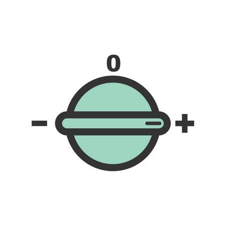 Temperature Knob icon