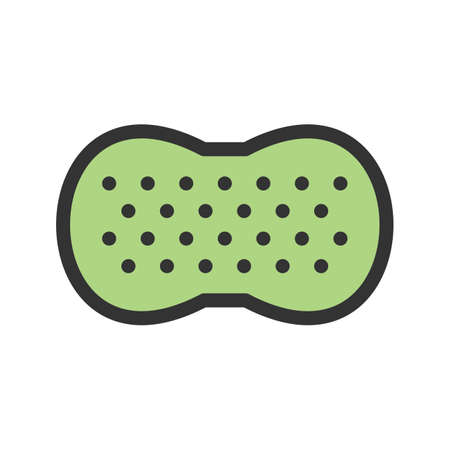 Icono de Soap Holder Foto de archivo - 91592386
