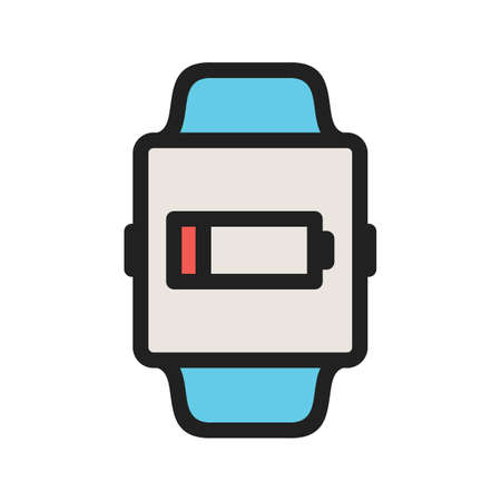Low Battery watch Sign