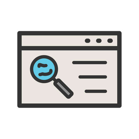 Quality Assurance icon vector