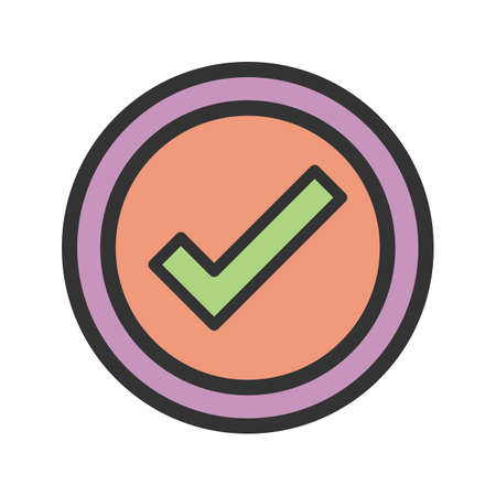 Quality Control icon vector