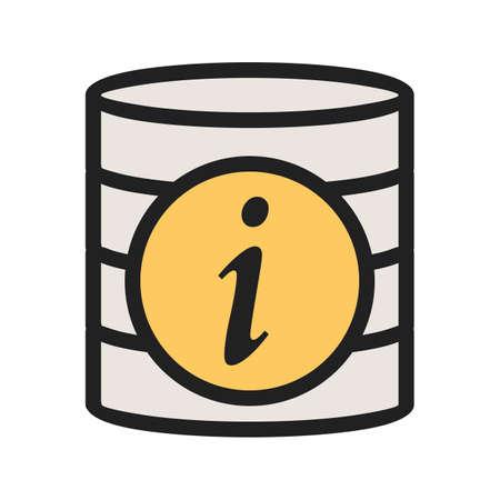 Data Information icon Imagens - 92103385
