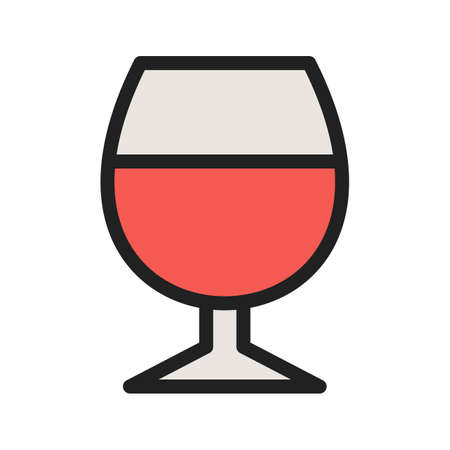 Sherry, glass, drink