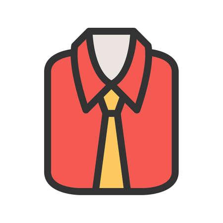 Formal Shirt icon Çizim