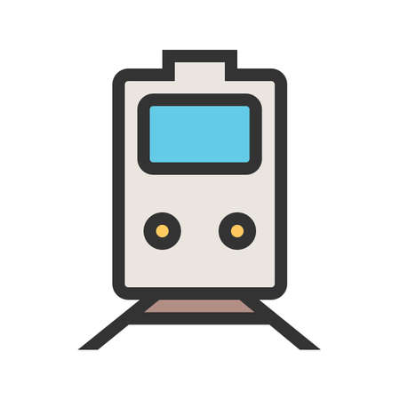 Train, steam, engine icon  image. Can also be used for transport, transportation and travel. Suitable for mobile apps, web apps and print media.
