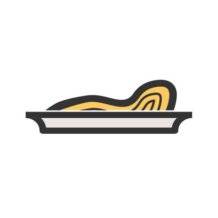 Pasta, cuisine icon  image. Can also be used for eatables, food and drinks. Suitable for use on web apps, mobile apps and print media