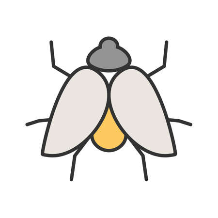 Butterfly, insects,fly icon vector image. Can also be used for Animals and Insects. Suitable for mobile apps, web apps and print media. Illustration