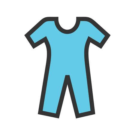 Pyjamas Suit icon
