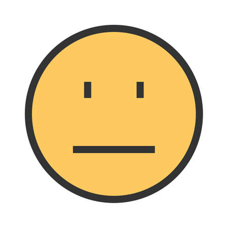Face, portrait, people icon vector image. Can also be used for emotions and smileys. Иллюстрация