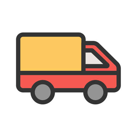 Toy Truck icon