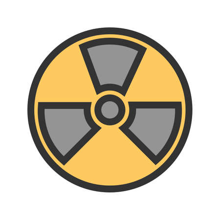 Safety caution icon vector image.
