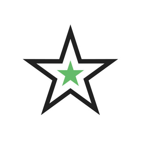 Star, favorite, best icon vector image.Can also be used for user interface. Suitable for mobile apps, web apps and print media.