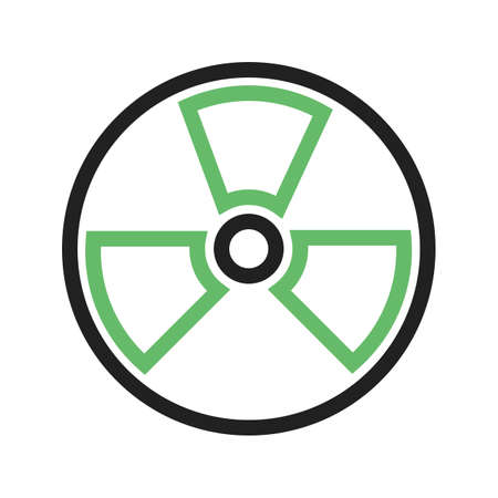 Zone, caution, safety icon vector image. Can also be used for military. Suitable for use on web apps, mobile apps and print media.