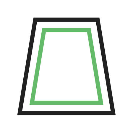 Shapes, geometric, book icon vector image. Can also be used for shapes and geometry. Suitable for use on web apps, mobile apps and print media.