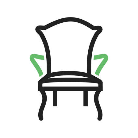 Chair, comfortable, modern icon vector image.Can also be used for furniture design. Suitable for mobile apps, web apps and print media.