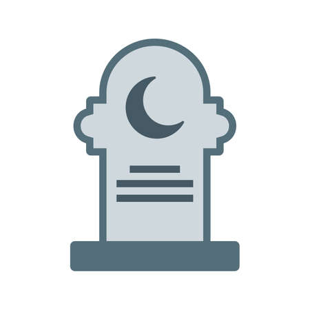 Grave  icon  Vector illustration.