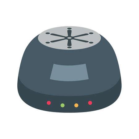Air Purifier icon Иллюстрация