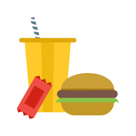 Lunch, food, break icon vector image. Can also be used for Cafe and Bar. Suitable for web apps, mobile apps and print media.