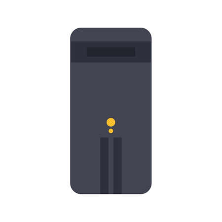 System, cpu, technology illustration
