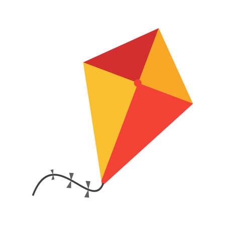 Kite, Sport icon Ilustracja