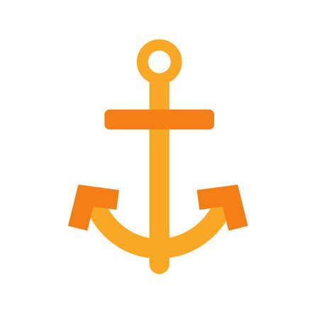 Anchor, Ship icon