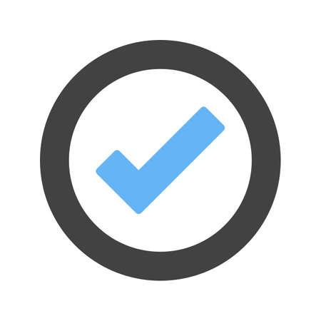 Quality Control icon Ilustrace