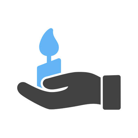 Holding Candle icon