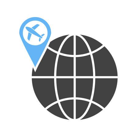International Flight icon
