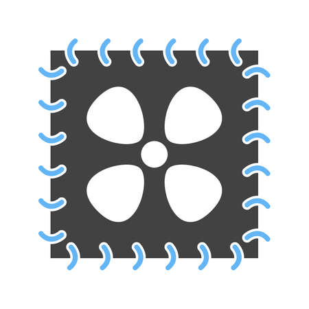 Embroidered Pattern icon
