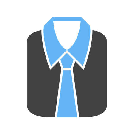 Formal Shirt icon Illustration