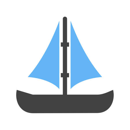 Ship, pirate boat or yacht icon vector image. Can also be used for Pirate. Suitable for use on web apps, mobile apps and print media