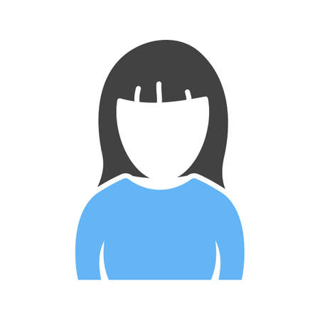 Girl with Bangs