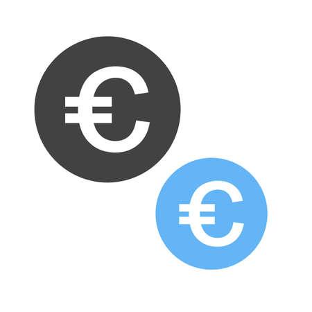 Euro currency. Иллюстрация