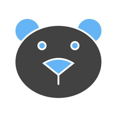 Bear icon Çizim
