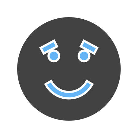Fake, wrong, false icon vector image. Can also be used for emotions and smileys. Suitable for mobile apps, web apps and print media.