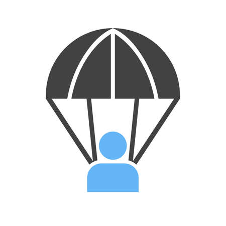Parachute Illustration