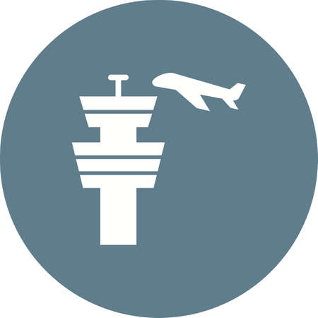 Air Control Tower Icon