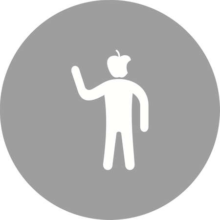 건강 의식 아이콘 스톡 콘텐츠 - 97766524