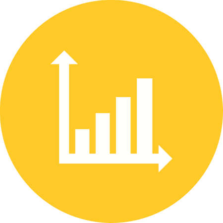 Statistical Analysis concept icon