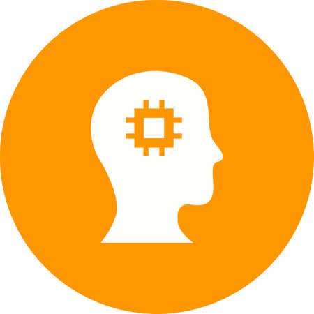 Machine Perception concept icon