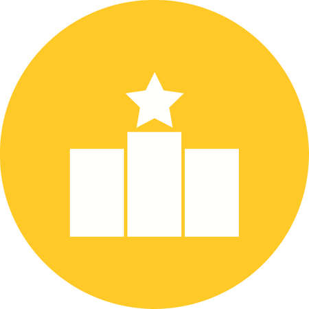 Rankings Star icon