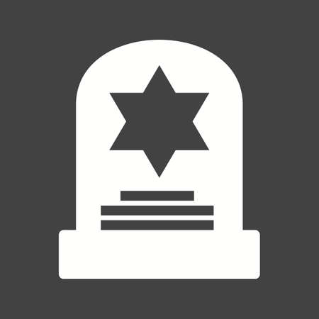 Grave icon vector illustration