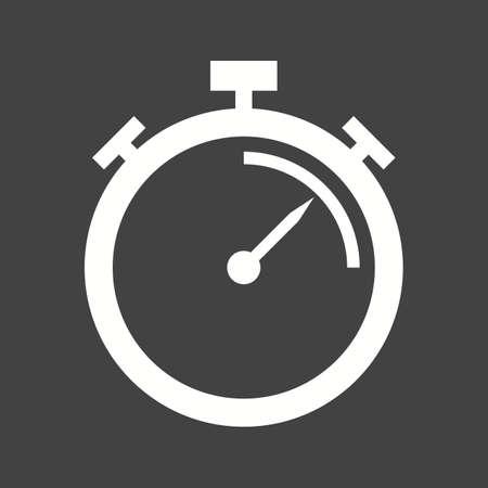 Efficiency Measure icon Illustration