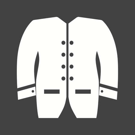 Mens Jacket icon