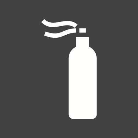 Spray, bottle, hairspray