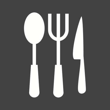 Utensils, Kitchen, knife Çizim