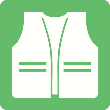 Construction Jacket Icon