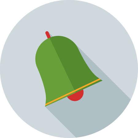 Ringing Bell Icon  イラスト・ベクター素材