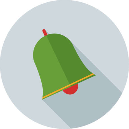 Ringing Bell Icon Vectores